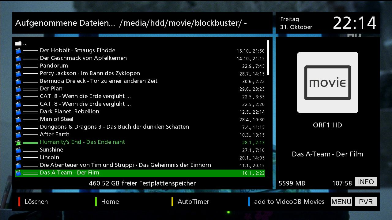����� ���� MetrixHD for OE2.2