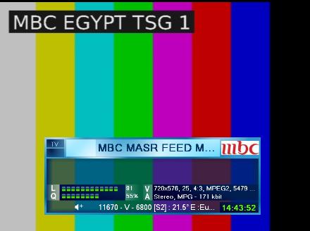 ����� ���� ����� ���� MBC ��� ��� ��� Eutelsat 21.6�E