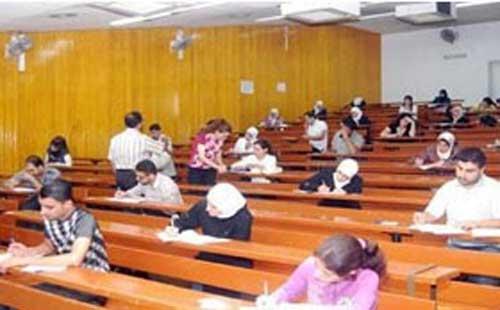 موعد بداية امتحانات الفصل الاول