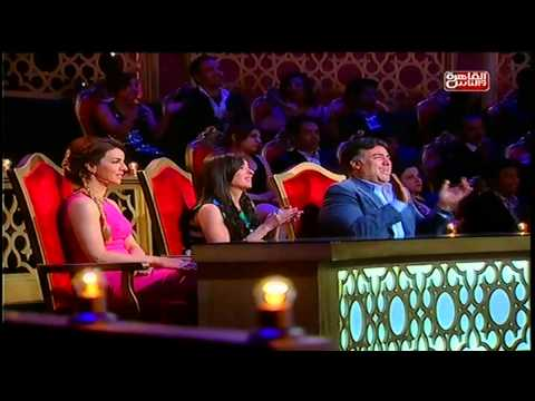 بالفيديو رقص ماياشا الأمريكية على أغنية طار في الهوا شاشي في برنامج الراقصة 2014 على قناة القاهرة والناس