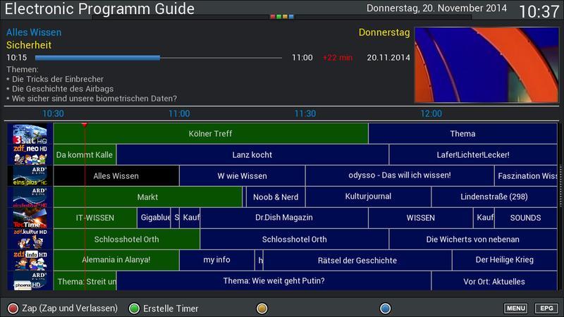 ����� ���� Sensitive HD VTi v7.01xxx