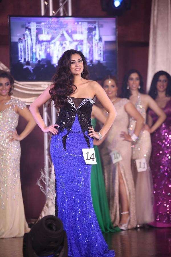 ميليندا توما ملكة جمال العراق