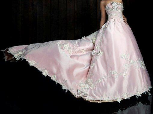 صور فساتين زفاف تصميم رهيد 2015