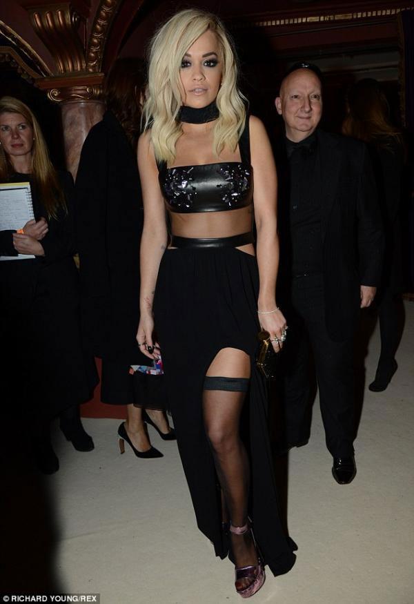 ��� ���� ���� �� ��� British Fashion Awards ���� 2014