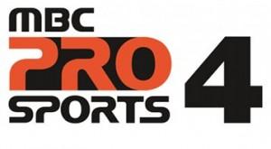 تردد قناة ام بي سي برو الرياضية الرابعة 4 على نايل سات بتاريخ اليوم 2-12-2014