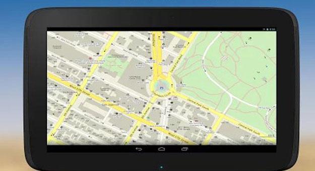 تحميل تطبيق  maps.me اخر اصدار 2015