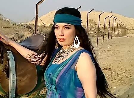 صور مروة شقيقة الفنانة المصرية عبير صبري 2015