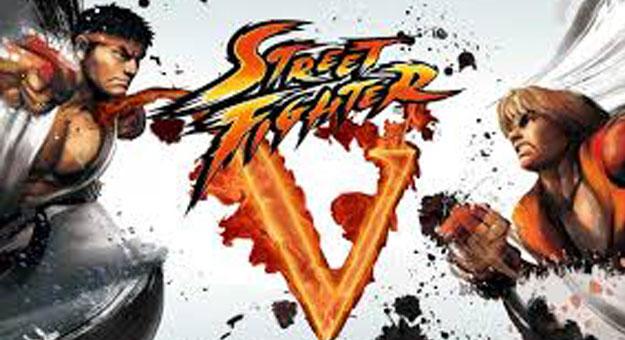 �������� ���� ����� �� ���� Street Fighter V