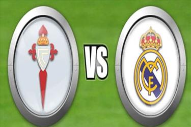 موعد وتوقيت مباراة ريال مدريد وسيلتا فيجو اليوم السبت 6-12-2014 مباشرة