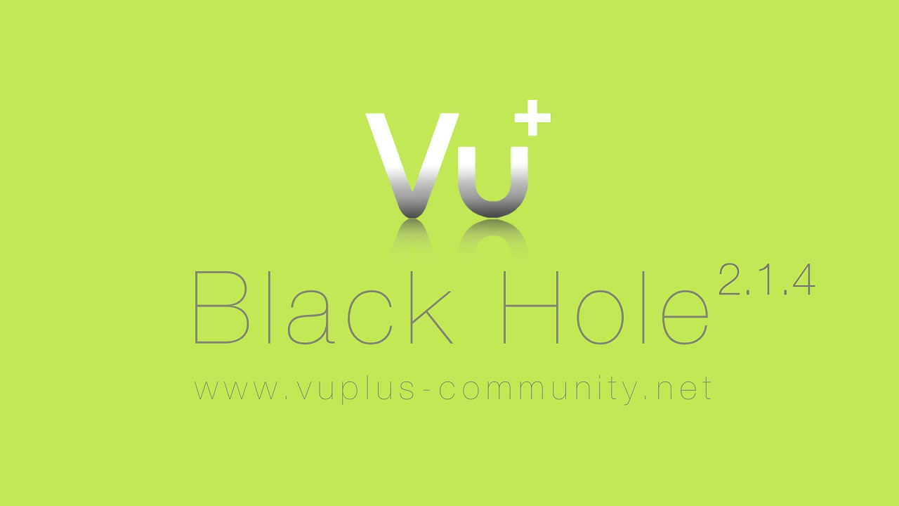 Black Hole 2.1.4 For Vu+ Solo2