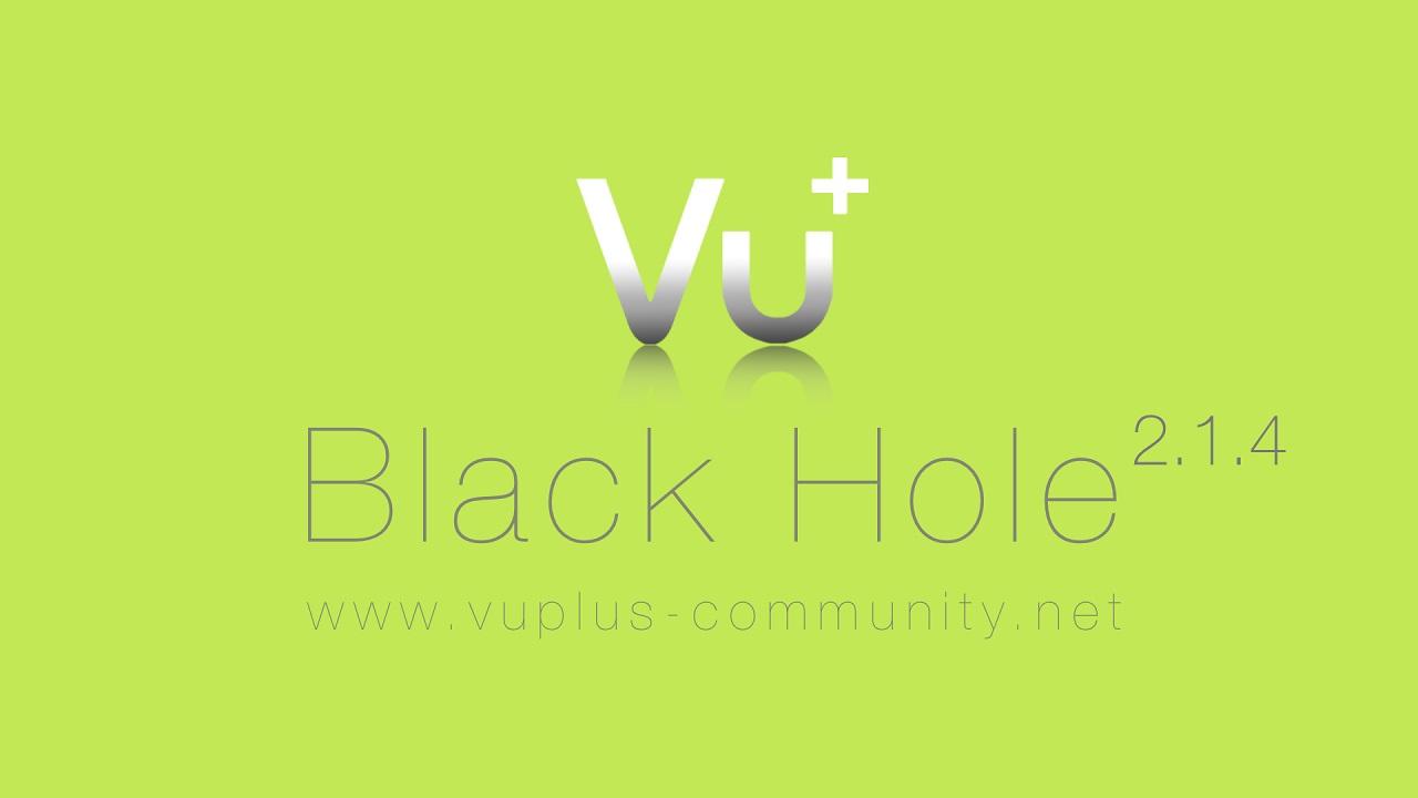 Black Hole 2.1.4 For Vu+ Solo