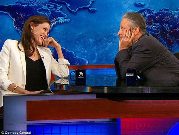 ��� ������� ���� �� ������ daily show �� ��� �������