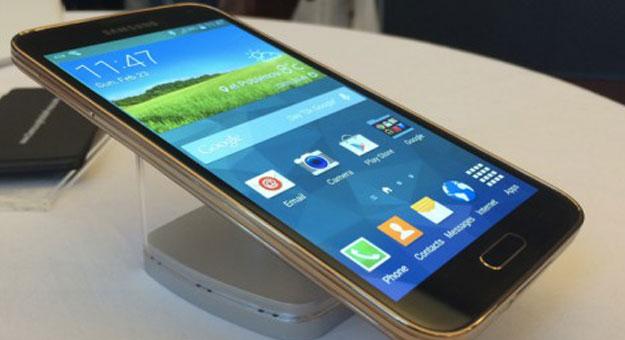 ����� ���� �� ���� ������ �� 5 Galaxy S5