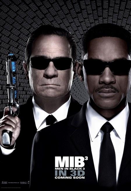 ����� ���� Men in Black 3