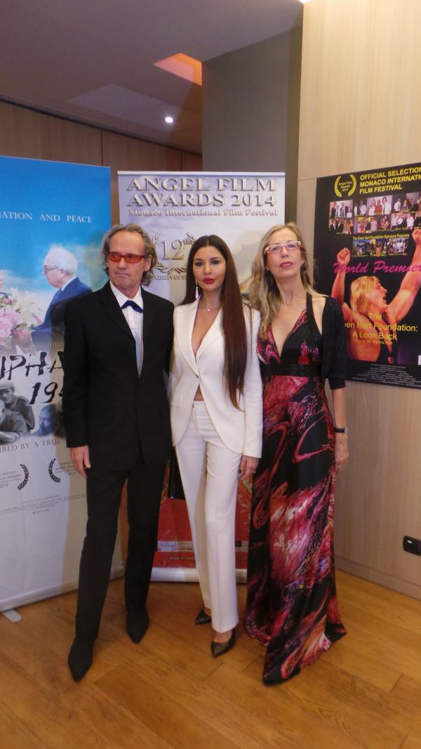 ��� ������ ������ �� Angel Monaco Film Festival ����� 2014