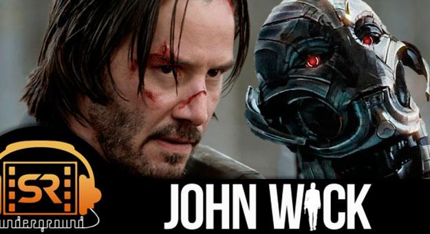 قصة وأحداث فيلم John Wick , أسماء أبطال فيلم John Wick