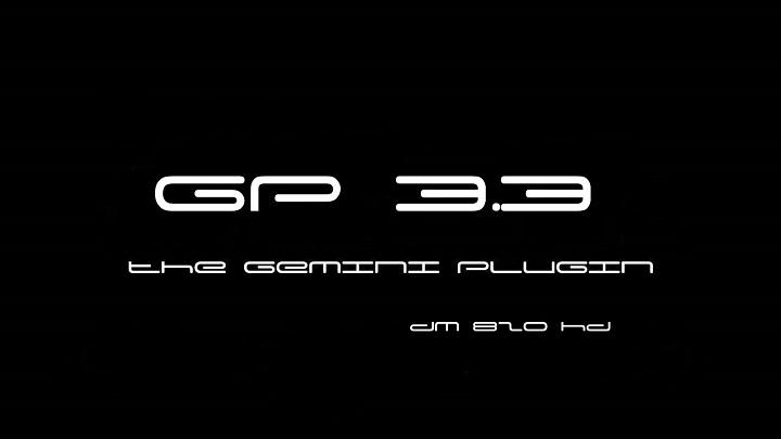 Gemini image for DM820 14-12-2014