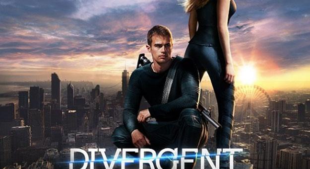 ��� ������ ���� Divergent , ����� ����� ���� Divergent