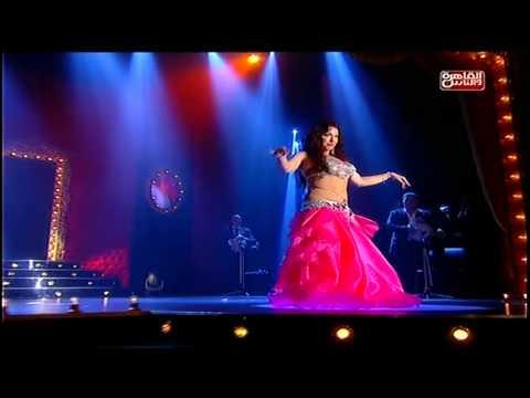 بالفيديو رقصة ثريا الاولى في برنامج الراقصة اليوم الاحد 14-12-2014 الحلقة الاخيرة