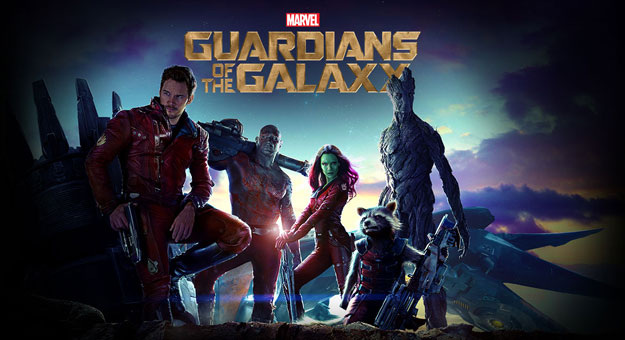 ��� ������ ���� Guardians of the Galaxy