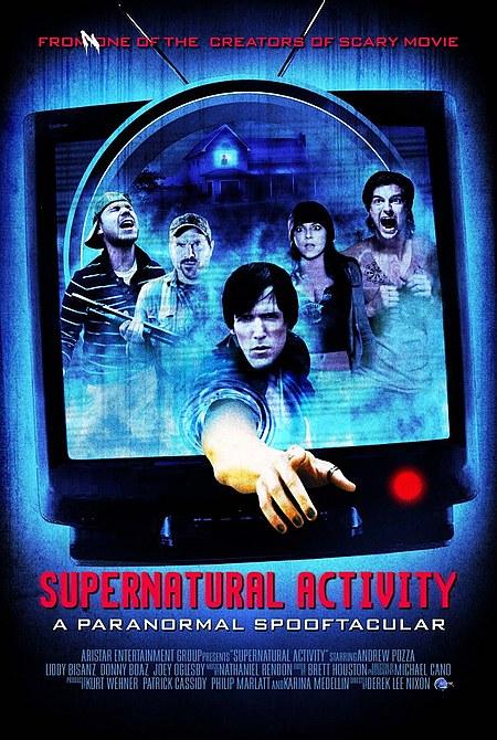 ������� ���� Supernatural Activity