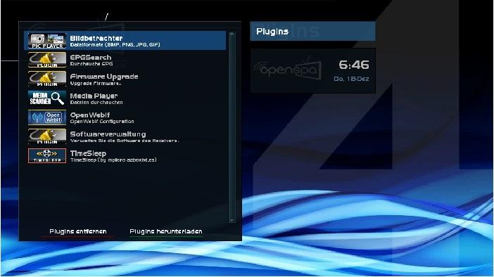OpenSPA v4.0.001 for Vu+Duo2