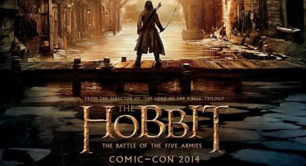 ��� ������ ���� The Battle of the Five Armies