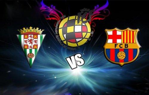 يوتيوب اهداف مباراة برشلونة وقرطبة اليوم 20-12-2014