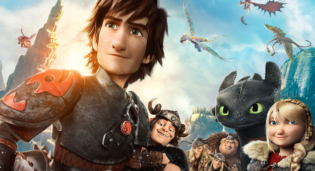 ��� ������ ���� How to Train Your Dragon 2