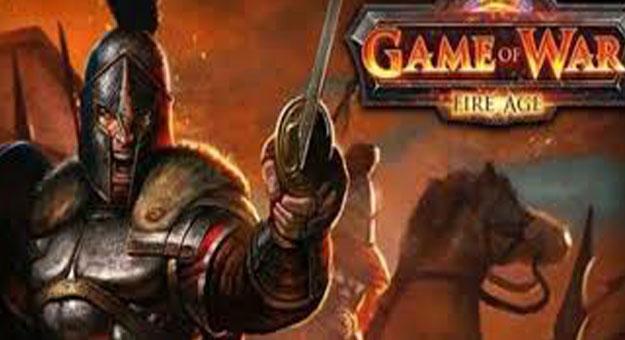 تحميل لعبة Game of War Fire Age لهواتف اندرويد 2015