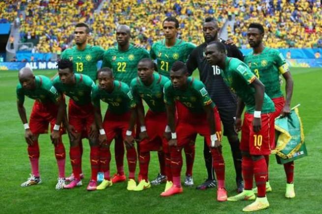 رسميا تشكيلة المنتخب الكاميروني أفريقيا
