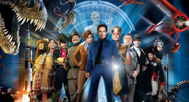 ��� ������ ���� Night at the Museum: Secret of the Tomb