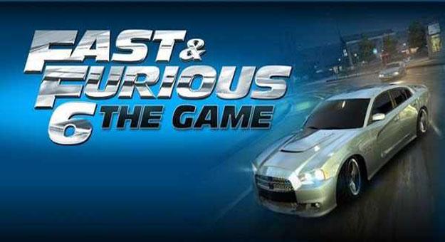 ���� ��� ����� ���� Fast Furious 6