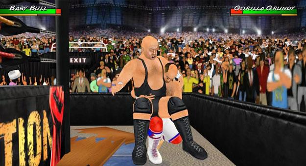 ���� ��� ����� ���� Wrestling Revolution 3D 2014