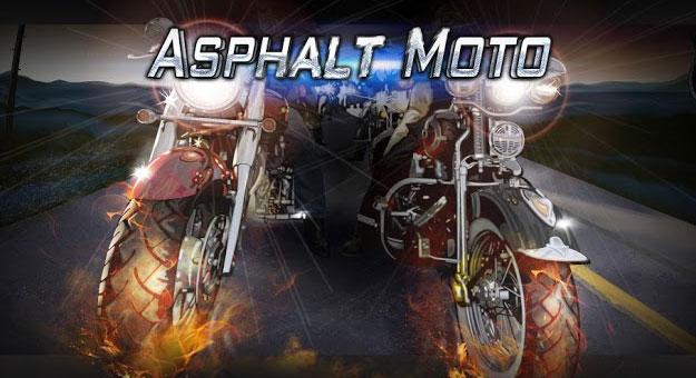 ���� ��� ����� ���� Asphalt Moto 2014