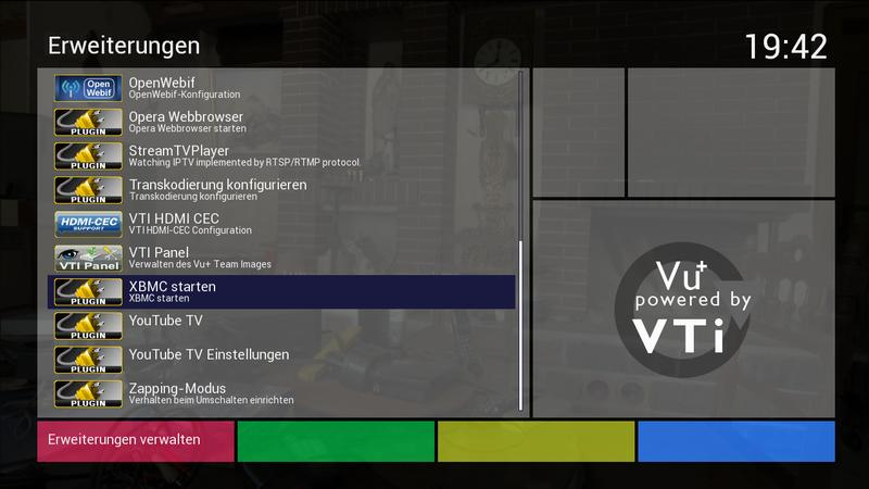 VTi Vu+ Team Image Duo2 V 8.1.0