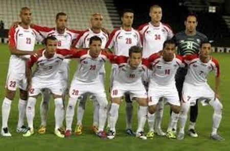 موعد وتوقيت مباراة فلسطين واليابان