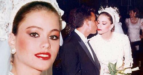 صور حفل زفاف صوفيا فيرجارا 2015 اول مرة تعرض