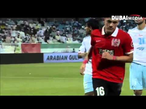 يوتيوب اهداف مباراة بني ياس والأهلي اليوم 31-12-2014