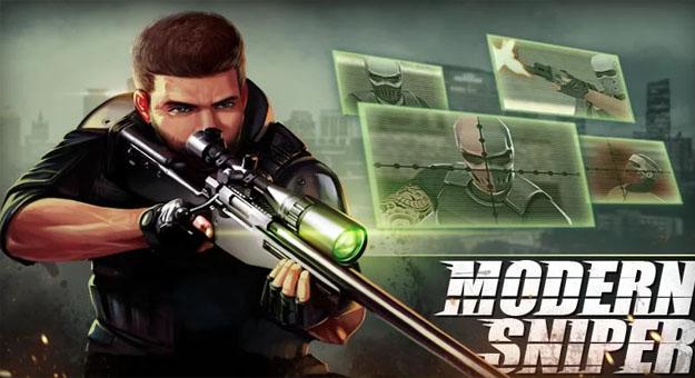 تعرف على مزايا لعبة Modern Sniper 2014