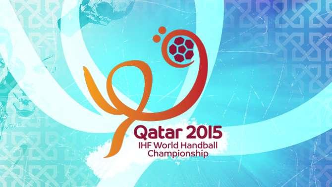 ����� ���� ������� ������� ���� ������ ���� ���� ���2015 Men's Handball World Championship