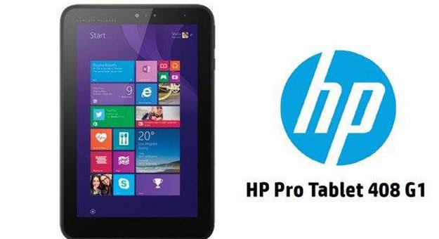 صور ومواصفات تابلت اتش بى  Pro Tablet 408 G1