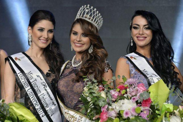 ��� Ninoska Vasquez ���� ���� ������� ������� 2014 Miss Tourism Universe