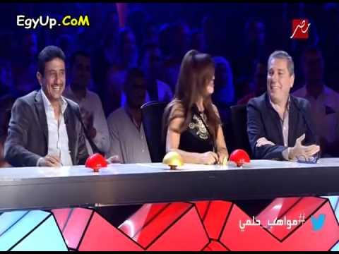 �������� ��� ���� ���� �� ������ Arabs Got Talent ����� 3-1-2015