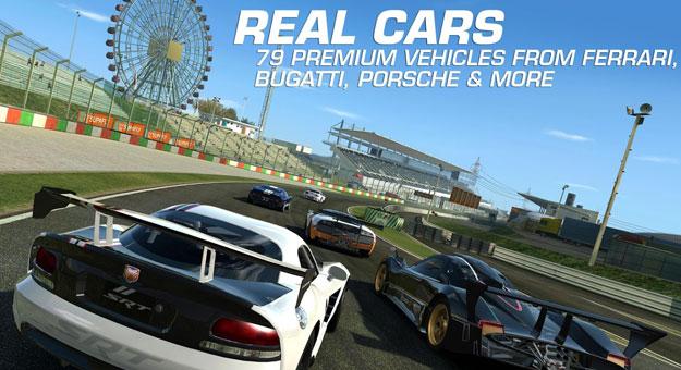 ���� ��� ����� ���� Real Racing 3