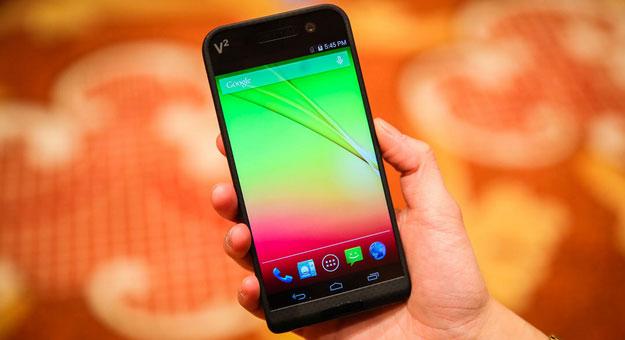 صور ومواصفات هاتف v2Saygus الجديد 2015