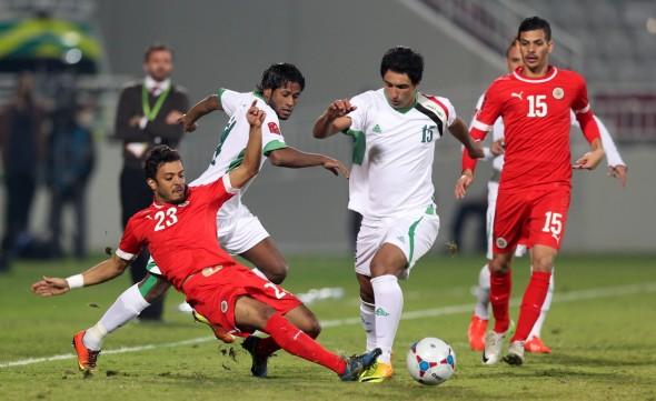 مباشرة موعد وتوقيت مباراة البحرين