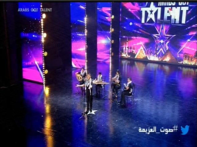 ملخص برنامج Arabs Got Talent 4 اليوم السبت 10-1-2015