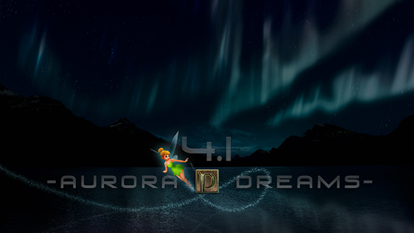 Peter Pan Neverland v.4.1 OE2.0 DM8000