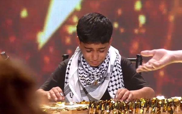 ��� ���� ����� ������ �� ������ Arabs Got Talent